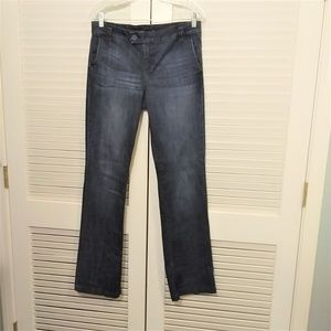 Kut from the Kloth Boot Cut Trouser Jeans Size 8
